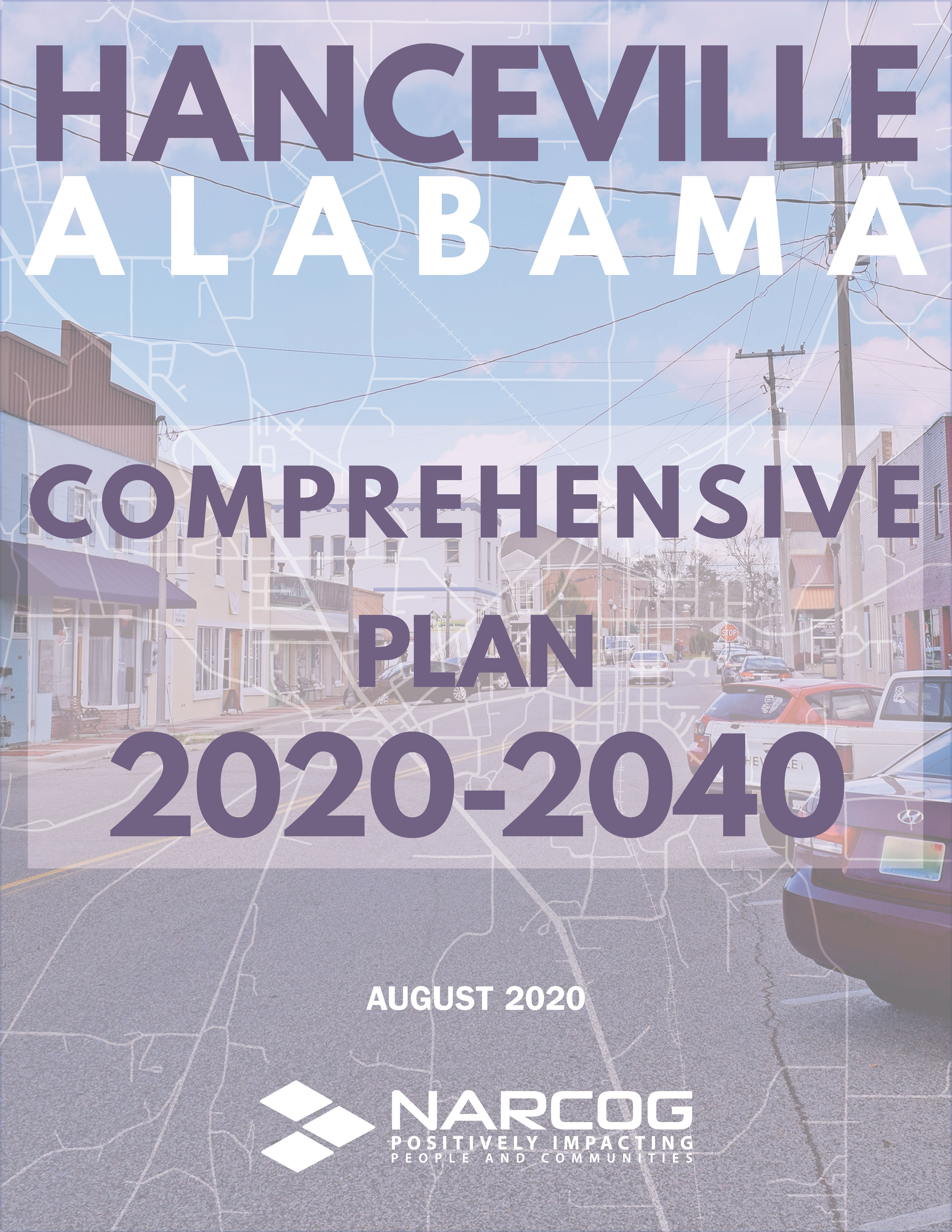 COVER Hanceville Comprehensive Plan